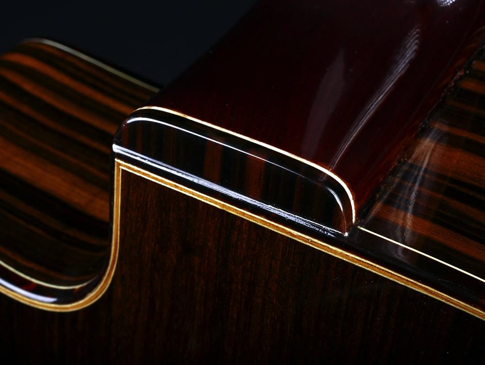 Django akustisches Modell Halsgelenk