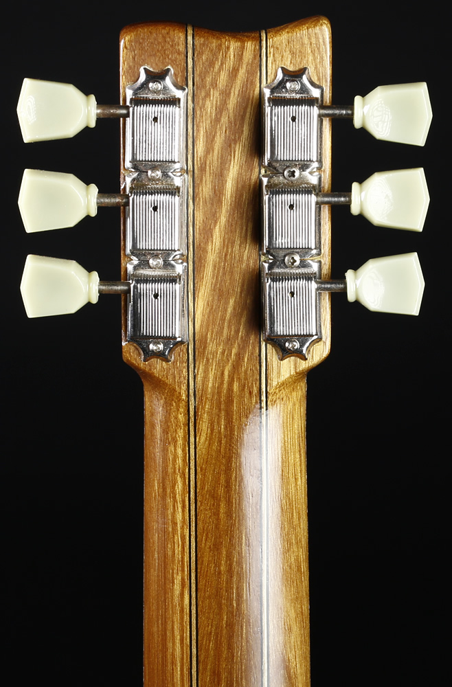 Traveller Standard Edition headstock rear view