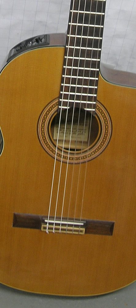 Takamine CP 132 CS fully restored