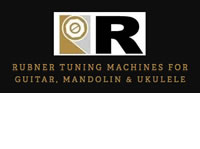 Rubner Machine Head and Tuners logo