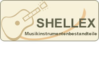Shellex Logo for inlay supplier for instrument surface decoration