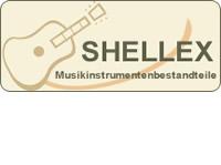 Shellex Logo für Inlay-Anbieter für Instrumenten-Oberflächendekoration