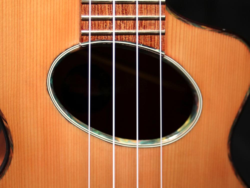Standard Ukulele Soundhole